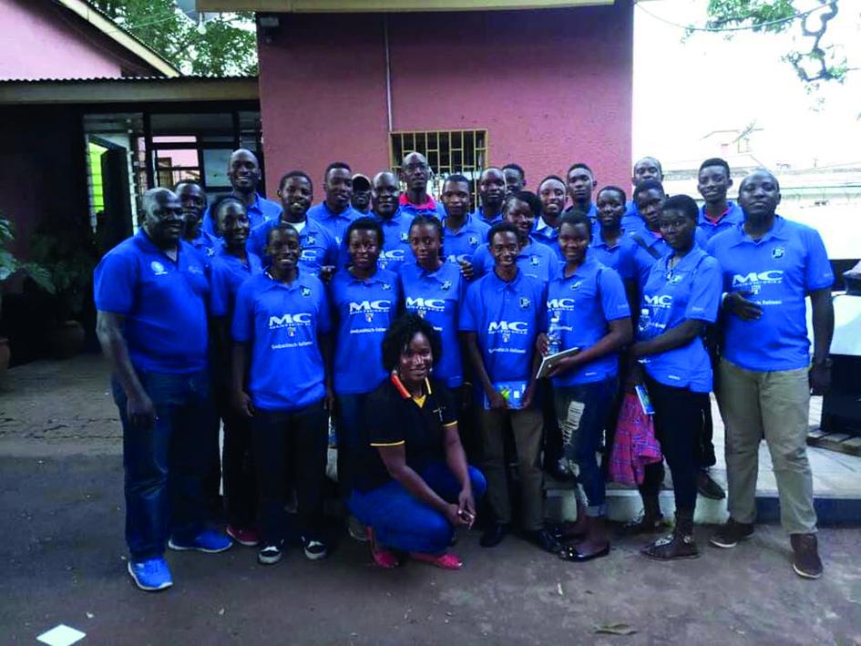Avanti in Uganda
